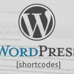 Create WordPress shortcode