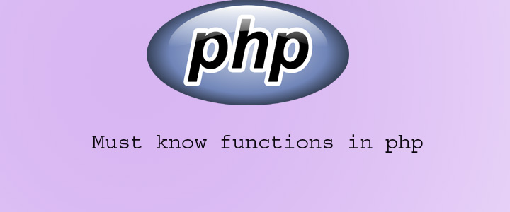 top php functions