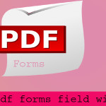 Fill pdf form data with php