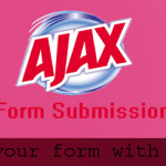 Submit html form data with Ajax